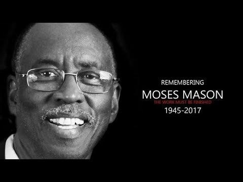 Dr. Thomas Jackson Reflects on the Life and Works of Elder Moses Mason