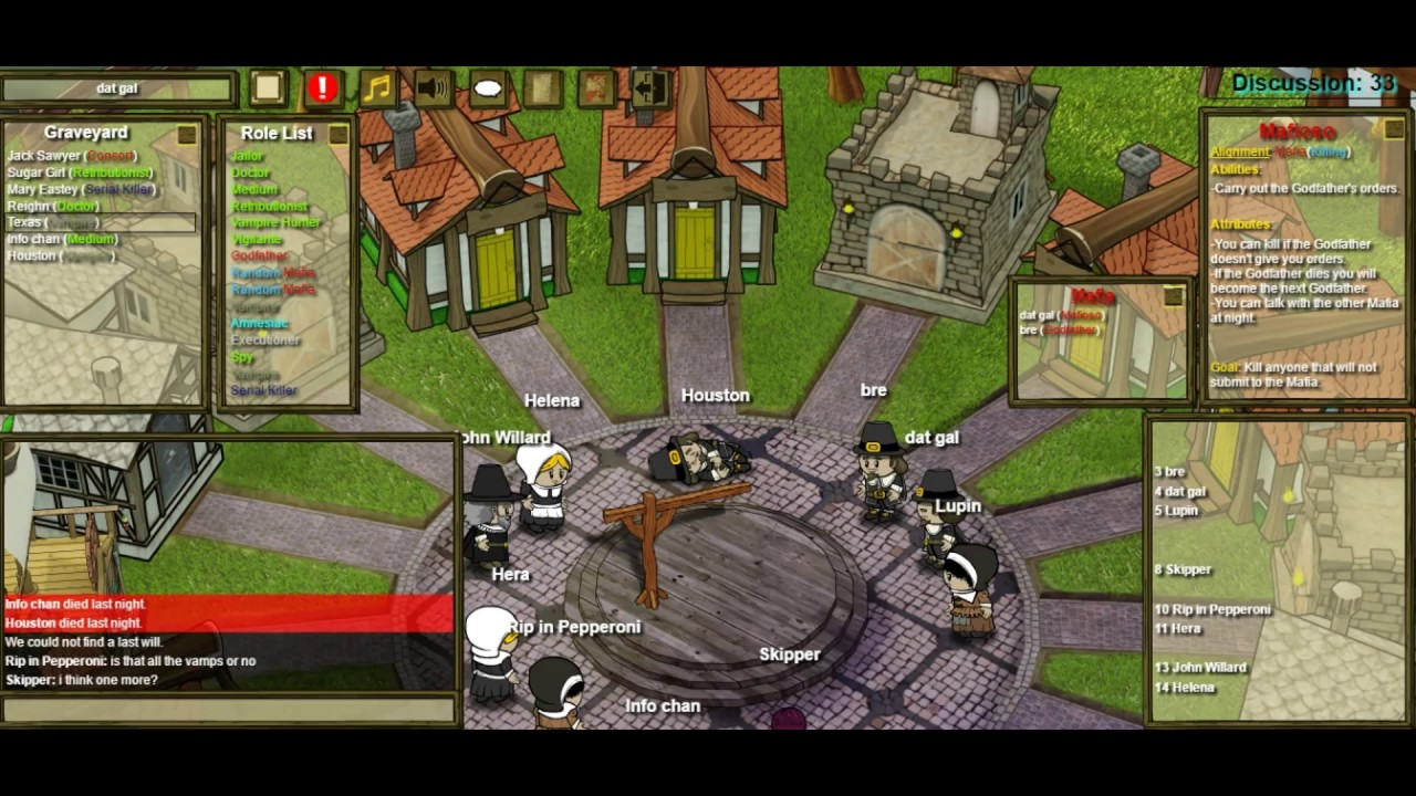 town of salem how to win as forger