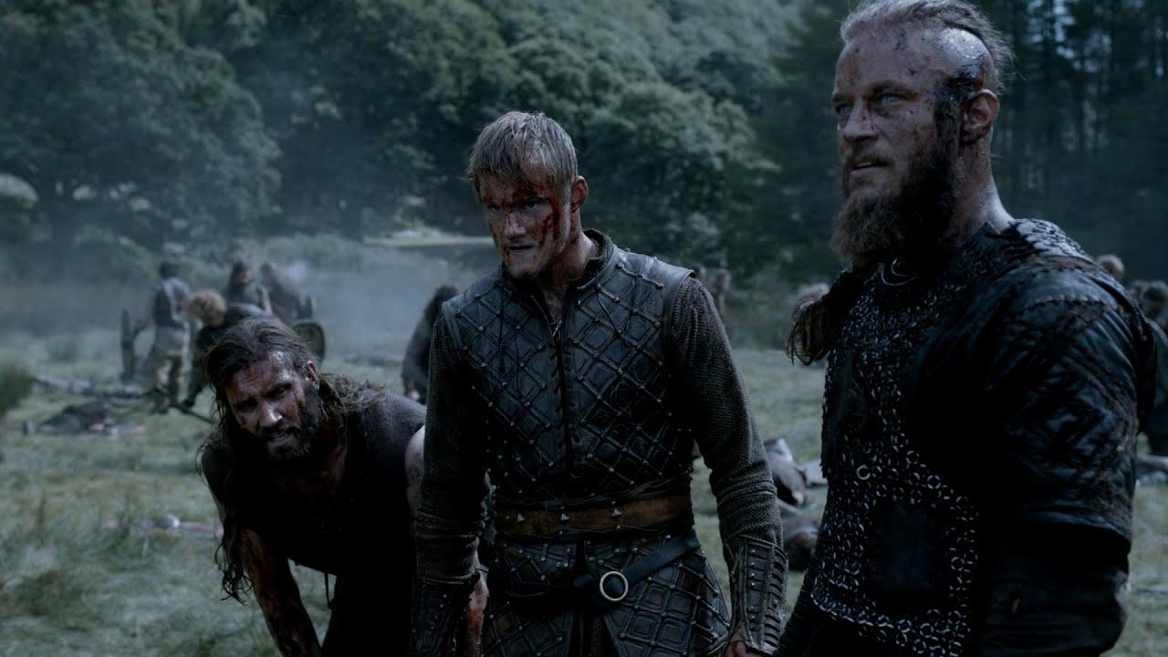 Download Vikings - Battle for Kattegat Ragnar vs Jarl Borg | Full Battle (2x5) [Full HD]
