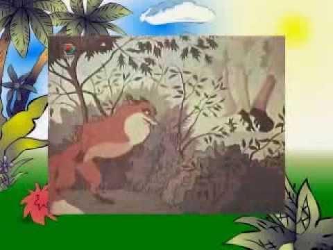 У страха глаза велики Советский мультфильм