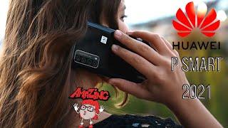 НОВО! - Huawei P Smart 2021- Бюджетен Смартфон! - Ревю и Тест