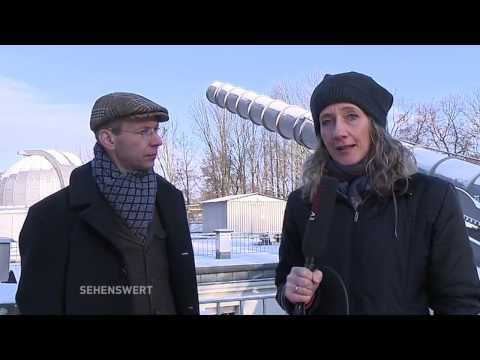 Himmlische Aussichten - Die Archenhold-Sternwarte in Treptow (Sehenswert!, Teil 1)