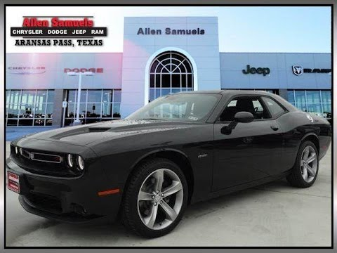 2015 dodge challenger r t 5 7 hemi for sale dodge dealer near corpus christi tx youtube. Black Bedroom Furniture Sets. Home Design Ideas
