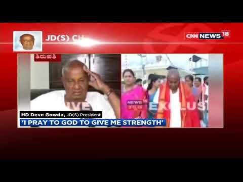 JDS Chief HD Deve Gowda Interview: Karnataka Election 2018