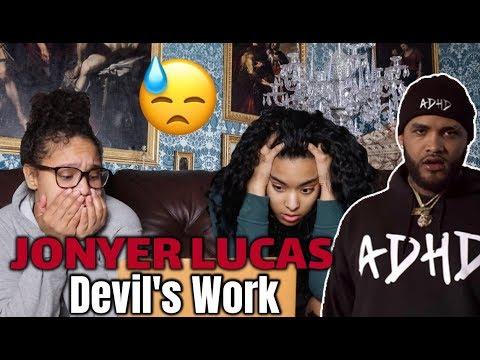 Joyner Lucas - Devil's work [ADHD] REACTION/REVIEW (**WE CRIED ????????**)