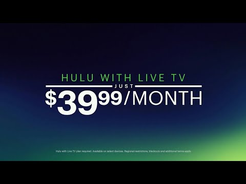 hulu Commercial 2017 - (USA)