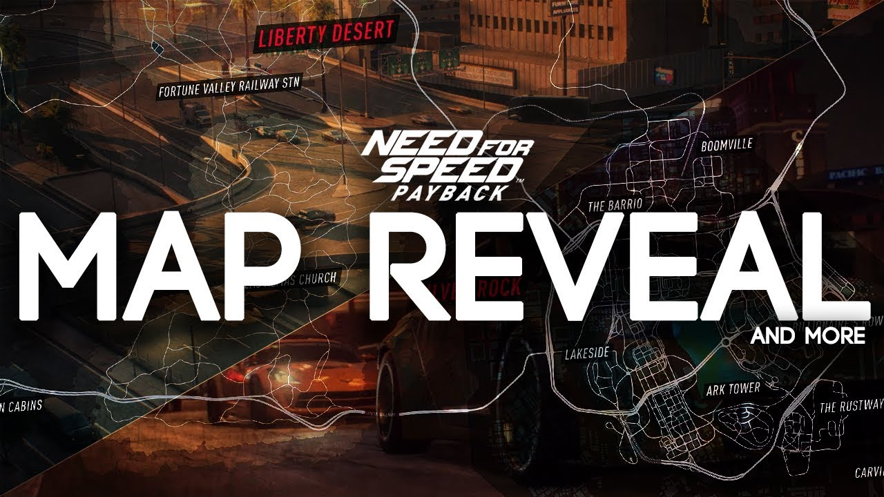 Need for speed payback full map reveal map locations and more need for speed payback full map reveal map locations and more gumiabroncs Images