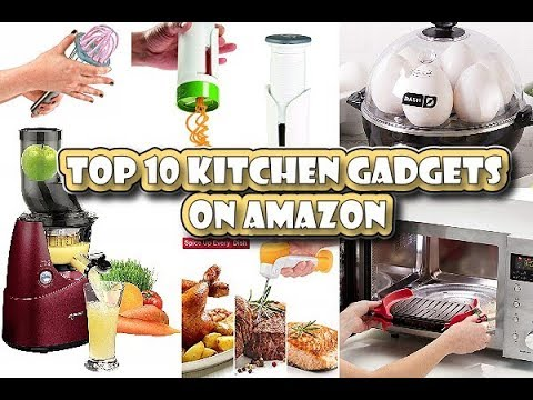 Top 10 Kitchen Gadgets on Amazon