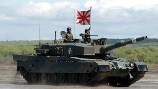 被中国军迷轻视的日本坦克火控超越德国豹II
