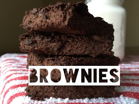 Healthy Brownie Recipe | How To Make Low Calorie, Low Fat, High Protein Brownies