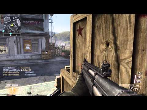 Black Ops 2: KSG - Cleaning off the Rust