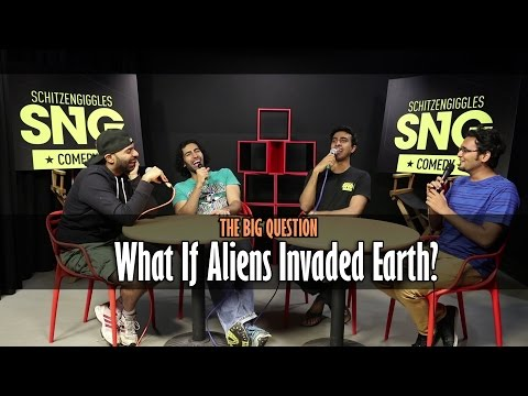 SnG: What If Aliens Invaded Earth? | The Big Question Episode 17 | Video Podcast