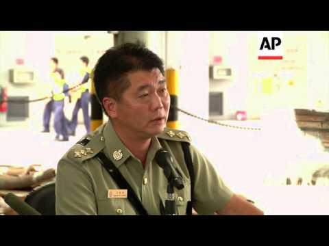 Hong Kong customs seize more than 1,000 ivory tusks at airport