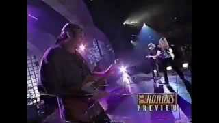 Melissa Etheridge (With Sammy Hagar) - Honky Tonk Woman (VH1 Honors 1995) Thumbnail
