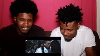Chris Brown - Heat (Official Video) ft. Gunna REACTION!!!