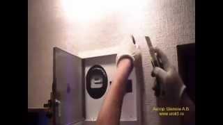 Установка электросчетчика своими руками: правила, видео, инструкция