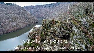 FCP [Drone 4K] - La Grotte des Maquisards