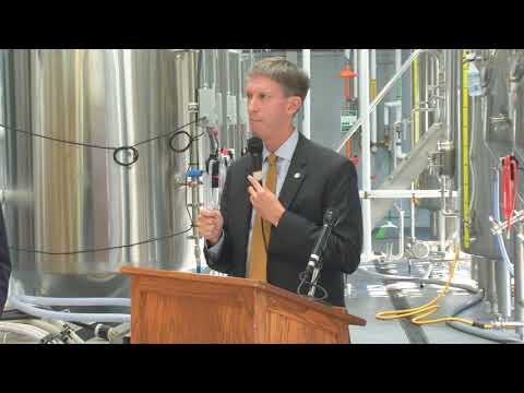 Virginia Tourism Growth Fund Grant to Billsburg Brewery and James City County