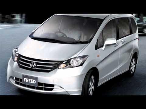 7 Seater Vehicles >> honda mpv - YouTube