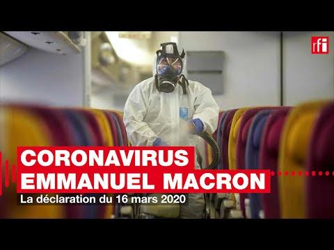 E. Macron: