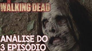 The Walking Dead análise do 3 episódio da 10 temporada - quem era o sussurrador que morreu no final?