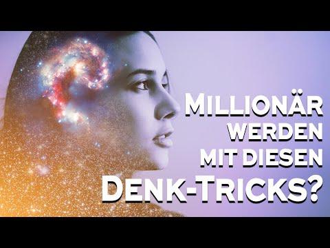 Krass: Mit diesen Denk-Tricks zum Millionär?