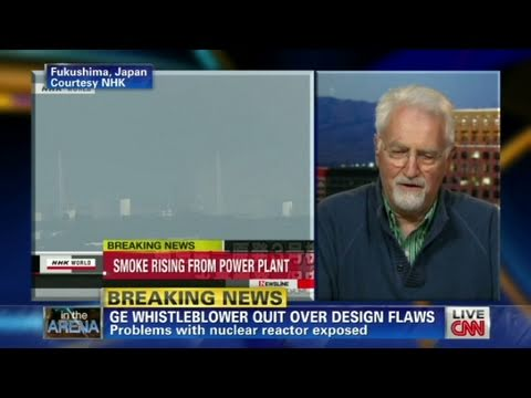 CNN: GE scientist quit over reactor design