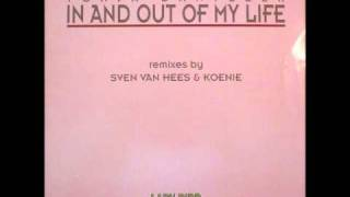 Tonja Dantzler - In And Out Of My Life (Original Mix)