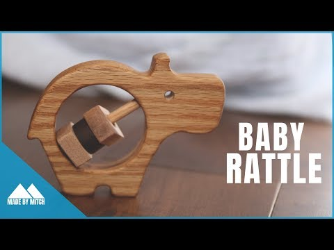 How to Make a Wooden Baby Toy