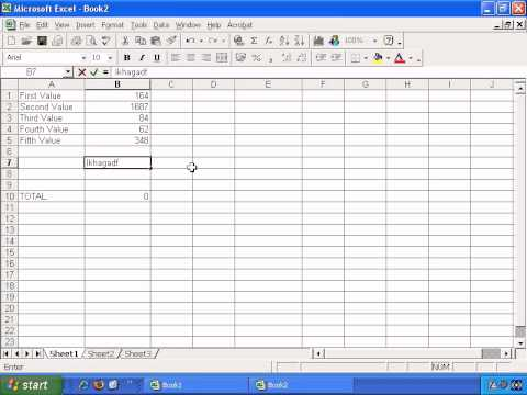 introduction to microsoft excel how to create more complex math