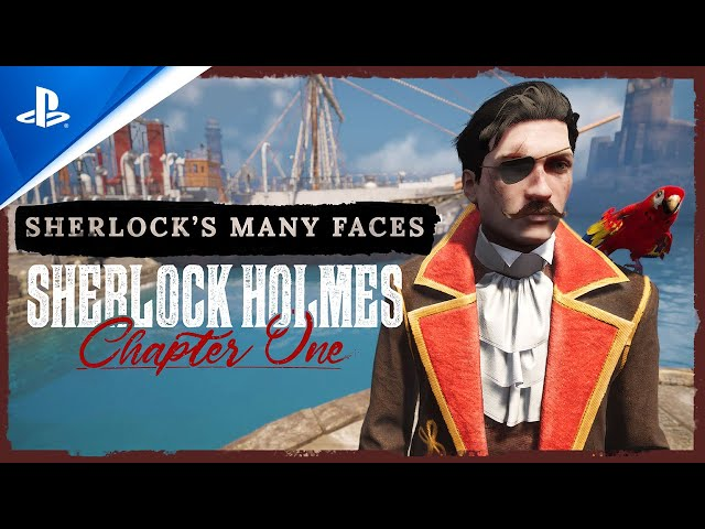 Sherlock Holmes Chapter One - Game Overview | PS5, PS4