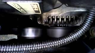 Honda odyssey 2002 belt slipping