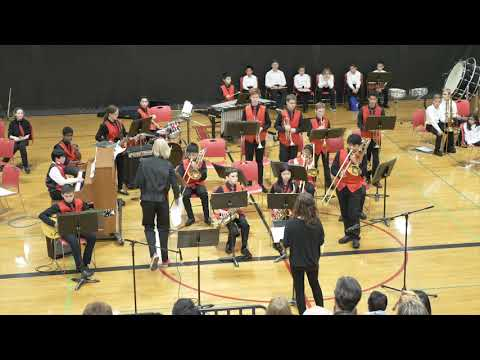 Redmond Middle School - Jazz Band (Charlie the Cat)