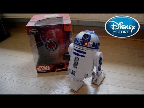 DISNEY Star Wars Talking Interactive R2-D2 Action Figure 26cm **NEW**