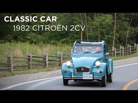Classic Car   1982 Citroën 2CV   Driving.ca