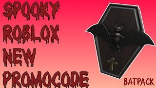 [ROBLOX] NEW BATPACK PROMOCODE ON ROBLOX ( 2019 ) ( Hurry! )