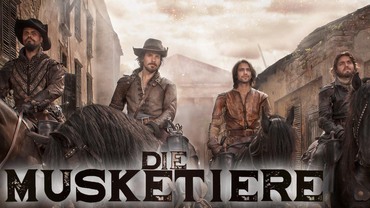 Die Musketiere Serie Stream