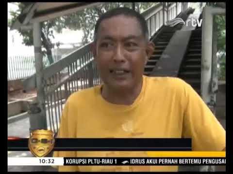 Aksi Copet Dilakukan di Atas JPO Jakarta, Pelaku Dihakimi Massa Mp3