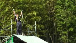 最高齢ウォータージャンパー大平好彦 67歳