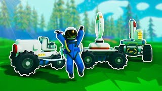 TRACTOR ADVENTURE! - Astroneer Multiplayer Gameplay - 1.0 Release