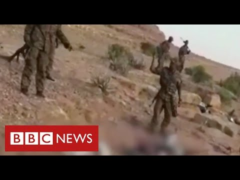 Disturbing images of civilian killings in Ethiopia obtained by BBC - BBC News