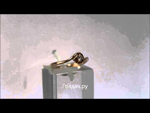 Кольцо с одним бриллиантом z7341641 1