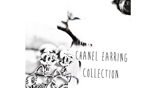 Chanel Earring Collection + Real vs Fake + Try on