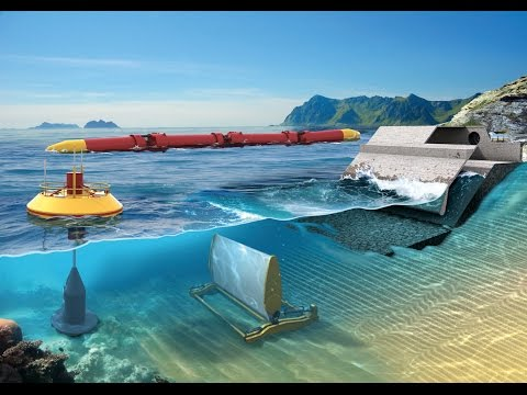 Energías Marinas - Entrevista a Tom Wills - Aquatera - Escocia - UK