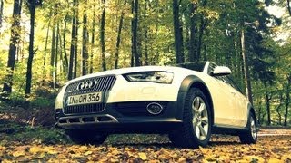' 2013 Audi A4 Allroad Quattro ' - Test Drive & Review - TheGetawayer(This could be the world's best daily driver : The 2013 Audi A4 Allroad Quattro 2.0 TFSI , is Audi's allwheel-drive version of the popular A4 Avant. I already ..., 2012-10-25T20:54:48.000Z)