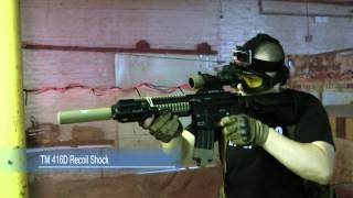 Swat Airsoft Range @ Fortress