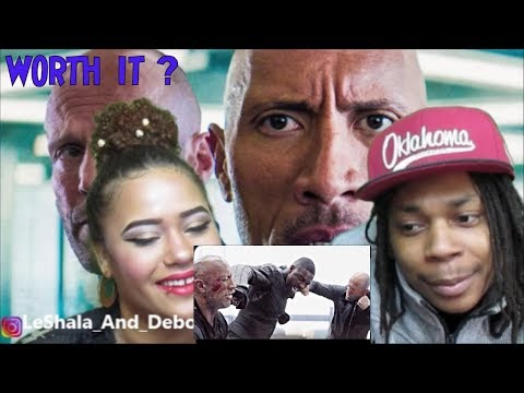 FAST & FURIOUS PRESENTS: HOBBS & SHAW REACTION (Official Trailer #2)