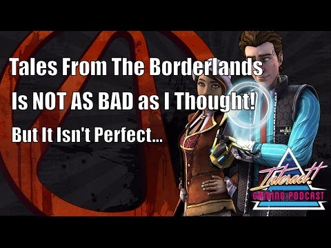 Tales from the Borderlands is GREAT! Enslaved? Not so much... // Interact! Gaming Podcast Ep 14