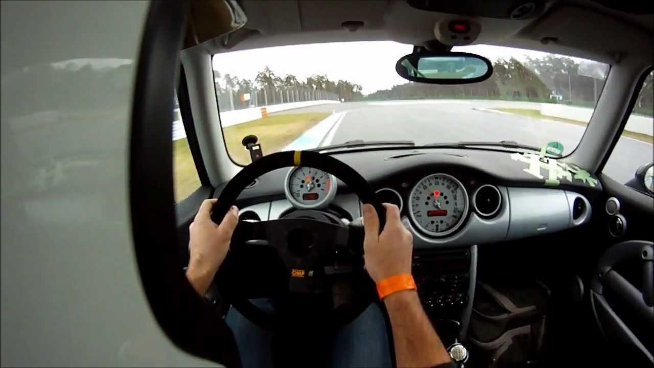 Advent Track Day School Of Racing Hockenheimring Mini Cooper R53