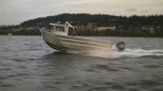 Hard Drive Marine sea trial Crabber #4